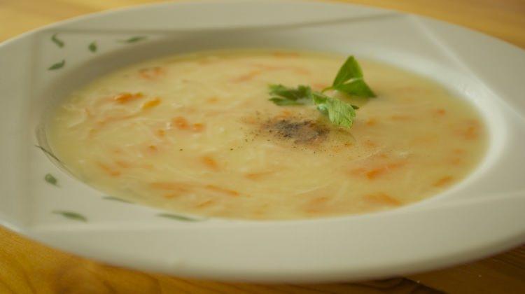 Havuçlu tavuk çorbası tarifi