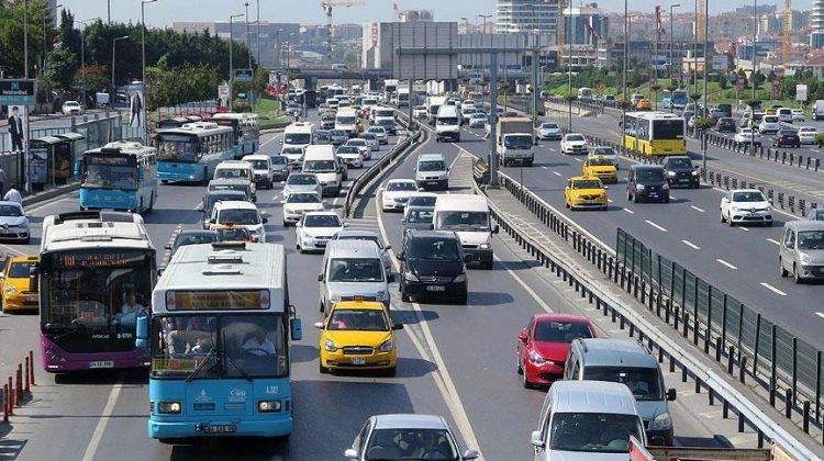 'İstanbul'daki trafiğin maliyeti 6 milyar TL'