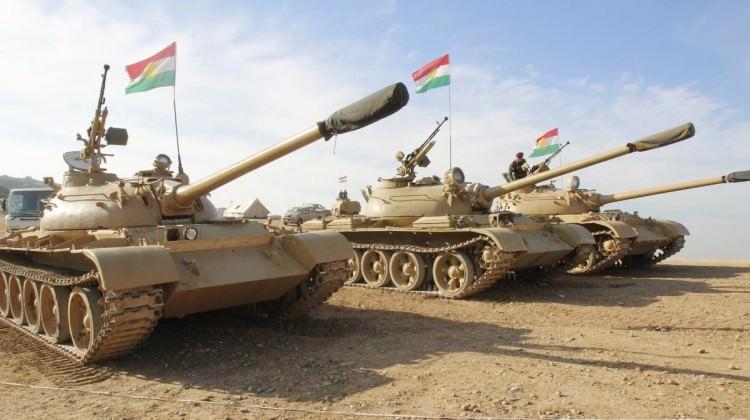 Kuzey Irak'ta flaş gelişme! Peşmerge yolu kapattı
