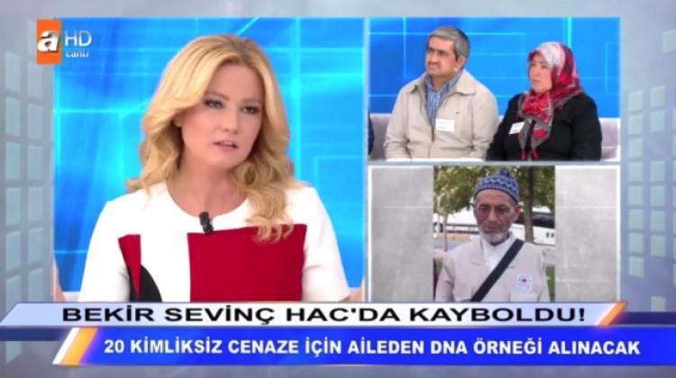 Müge Anlı'dan canlı yayında skandal sözler: ''Hiç değilse ölüsüne ulaştık!''