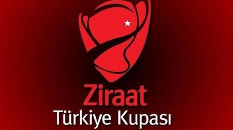Türkiye Kupası'nda maç programı belli oldu
