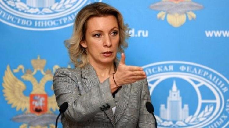 Zaharova 'Türkiye' sorusuna böyle yanıt verdi!
