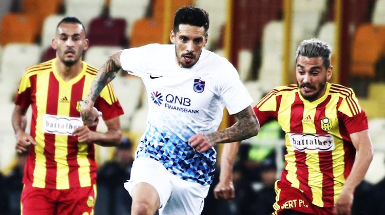 Trabzonspor'un Sosa kararı! Devre arasında...