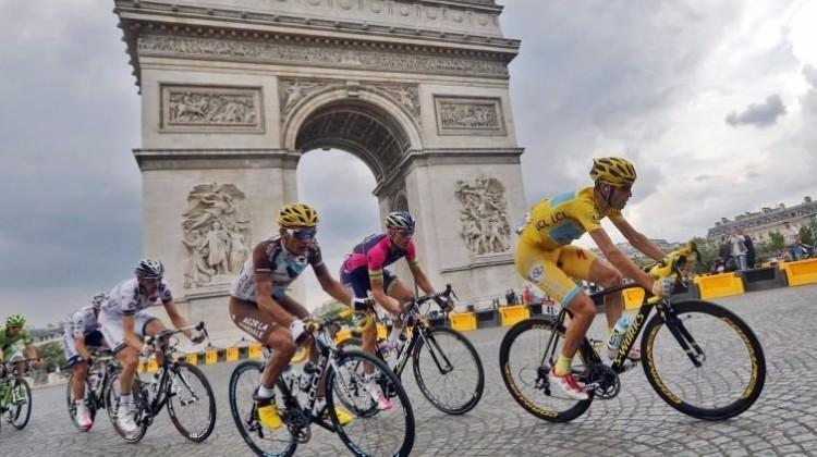 Fransa Bisiklet Turu 2018'in etapları belli oldu