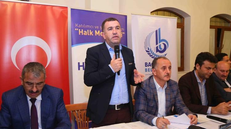 'Kentsel dönüşüm için her türlü riski alabiliriz'