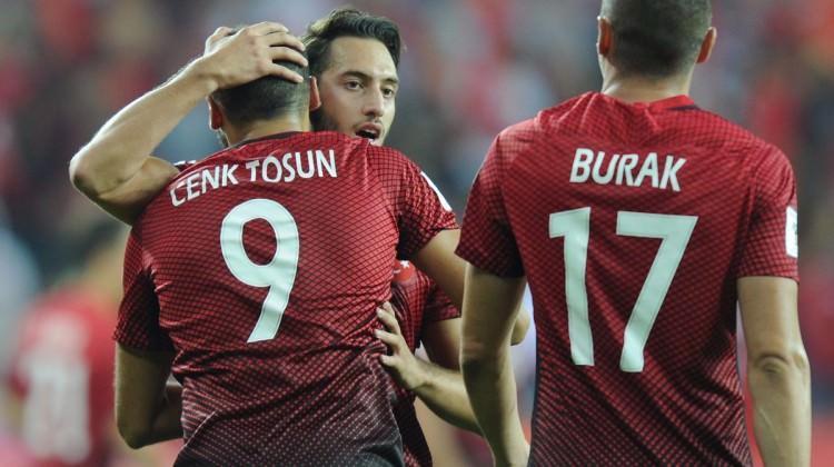 Romanya-Türkiye maçının biletleri satışta