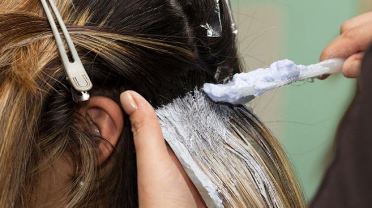 Saç boyalarındaki büyük tehlike!