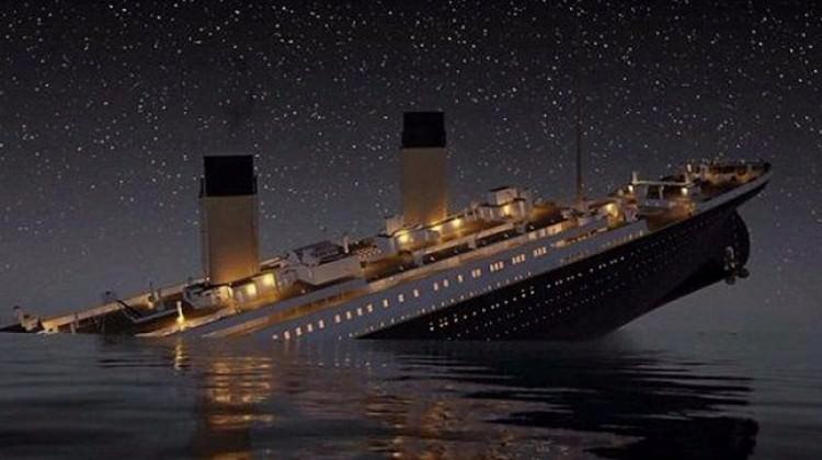Titanik'te yazıldı, rekor fiyata satıldı