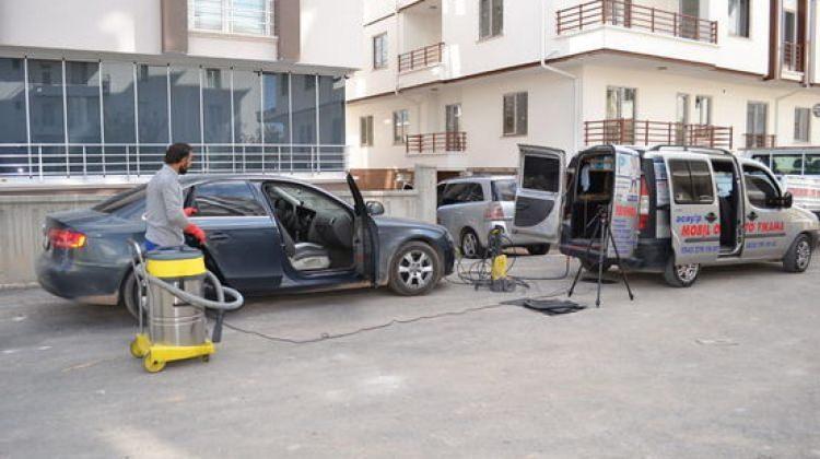 Dükkan Açamayınca Mobil Oto Yıkamacı Oldu Otomobil Haberleri