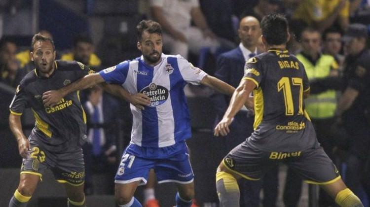 Emre oynamadı, Deportivo dağıldı