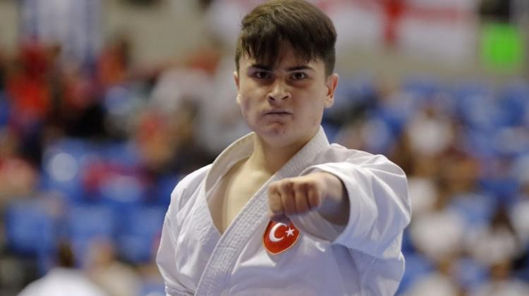 Genç sporcumuz dünya şampiyonu! Helal olsun