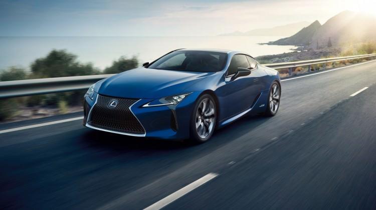 Lexus boyada iddialı