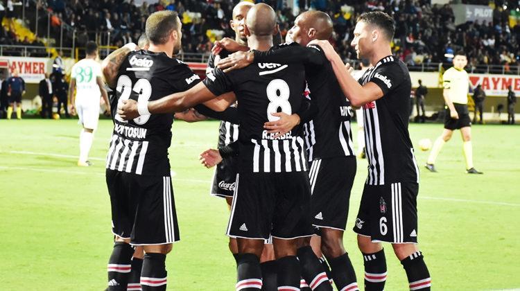 Negredo Beşiktaş'ı kabustan uyandırdı!