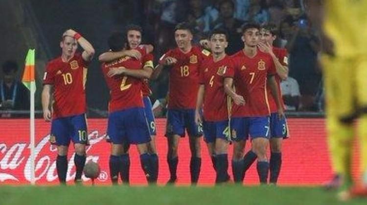 U17 Dünya Kupası'nda finalistler belli oldu