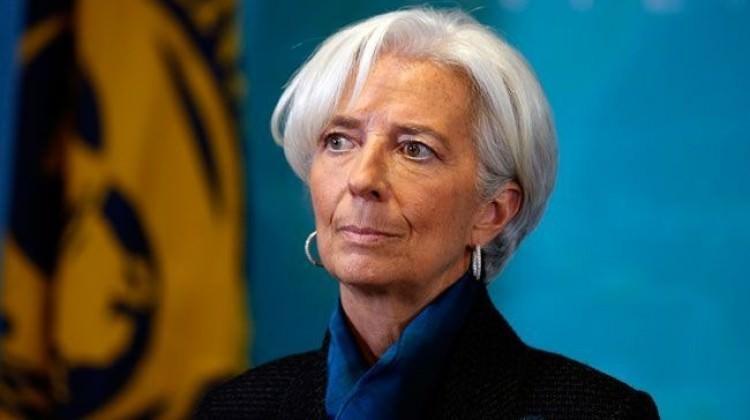 Lagarde: Pişeceğiz, kızaracağız, kavrulacağız