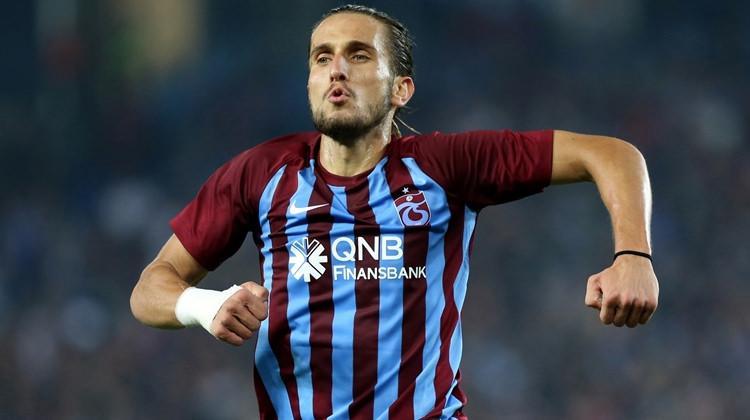 Yusuf Yazıcı'dan Galatasaray'a tebrik!