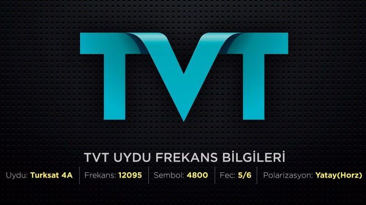TVT, 1 Kasım'da yayına başlıyor!