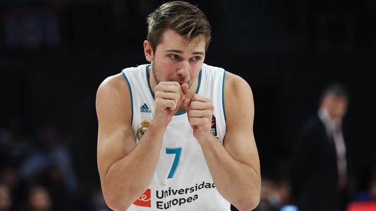 Ekim ayının MVP'si Luka Doncic