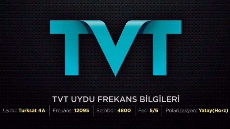 Ailemizin yeni üyesi TVT yayında: İşte frekanslar