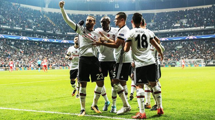 Beşiktaş'ın yıldızlarına teklif yağmuru!