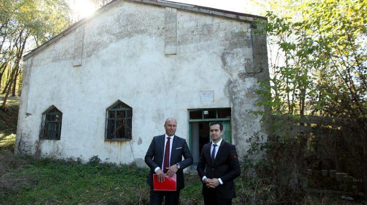 Samsun'daki tarihi kilise restore edilecek