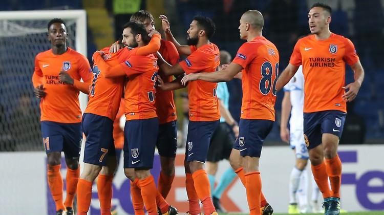 Başakşehir'den 90+3'te altın gol