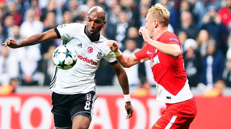 Beşiktaş gruptan nasıl lider çıkar?