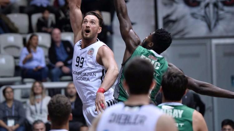 Beşiktaş Sompo Japan uzatmada güldü!