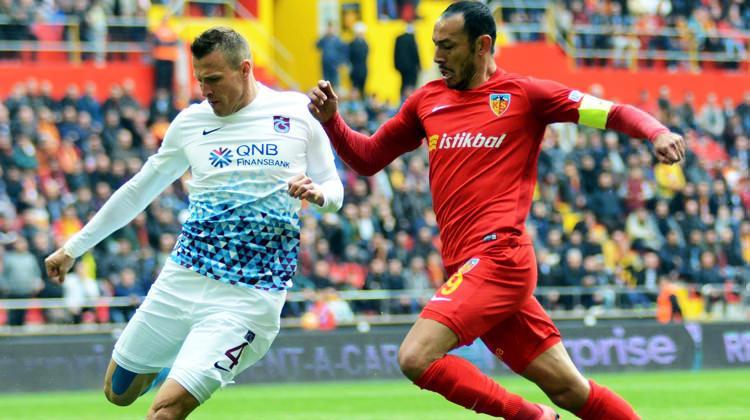 Bir darbe daha! Trabzon'un hasreti dinmiyor