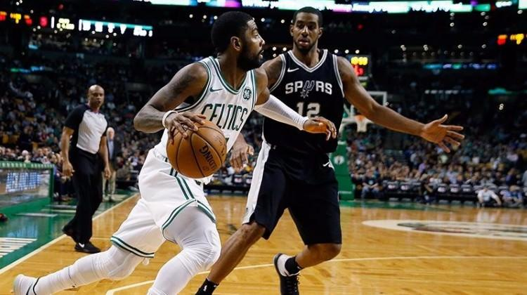 Boston Celtics'den art arda 5 zafer!