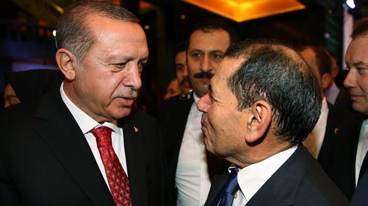 Dursun Özbek Erdoğan'a söz verdi