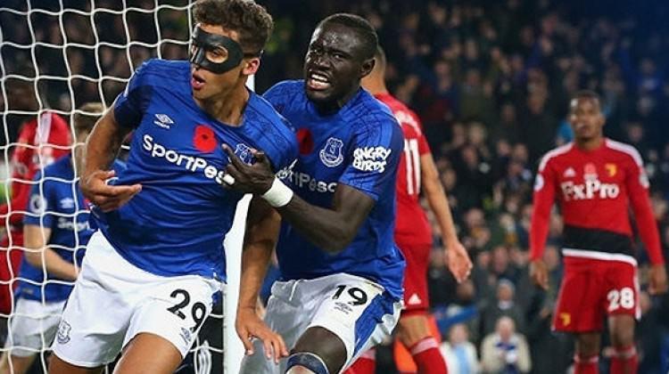 Everton'dan müthiş geri dönüş!