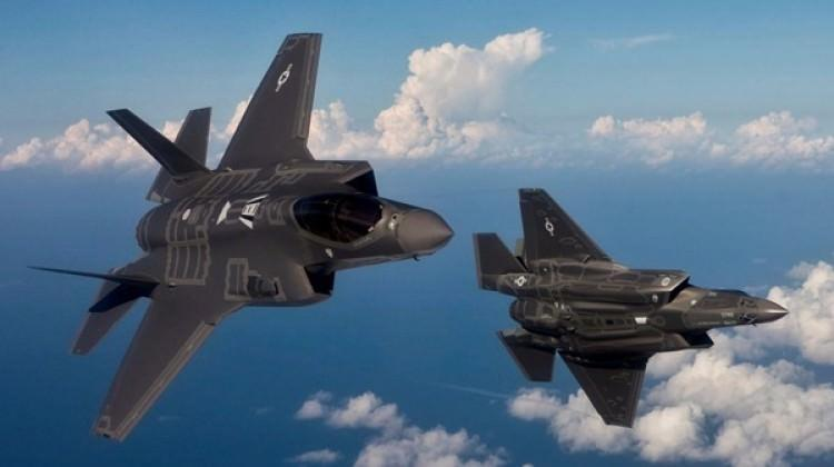 Kampanya başlattılar! 'Türkiye'ye F-35 verilmesin'