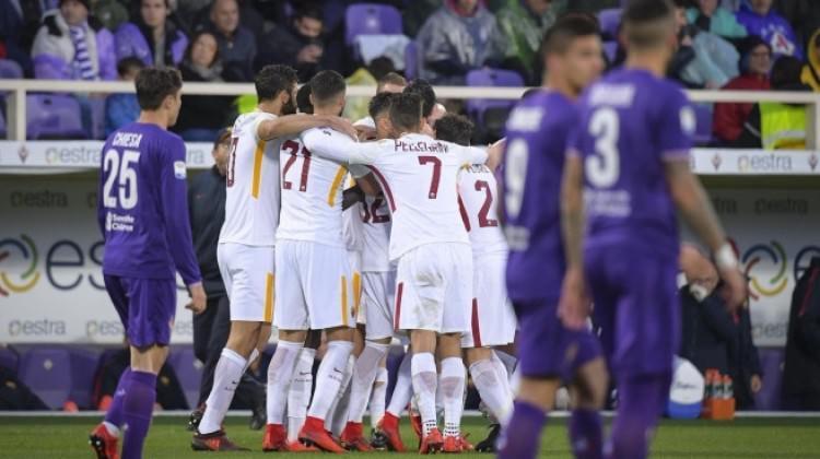 Gol düellosunu Roma kazandı!