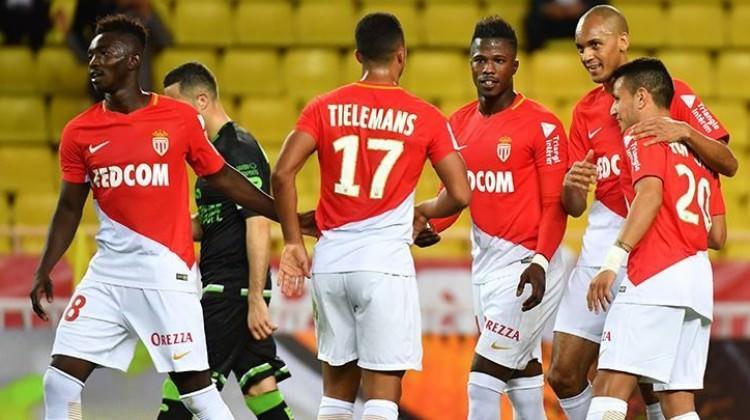 Monaco gol olup yağdı