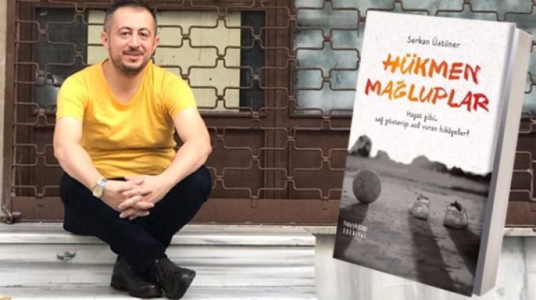 Serkan Üstüner TÜYAP'ta okurlarıyla buluşuyor
