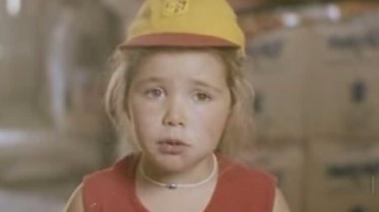 O küçük kız bakın nasıl değişti...