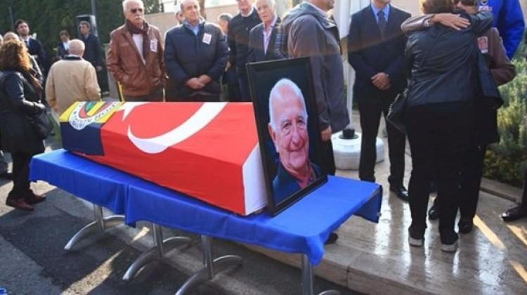 Mehmet Baturalp son yolculuğuna uğurlandı