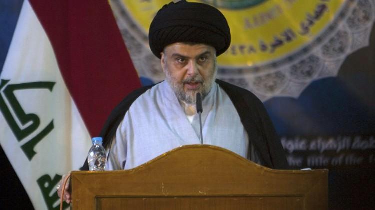 Irak'taki seçimde ABD düşmanı Sadr birinci çıktı!