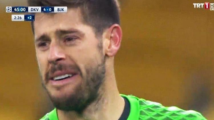 Fabri o maçı anlattı! 'Ağladım evet'