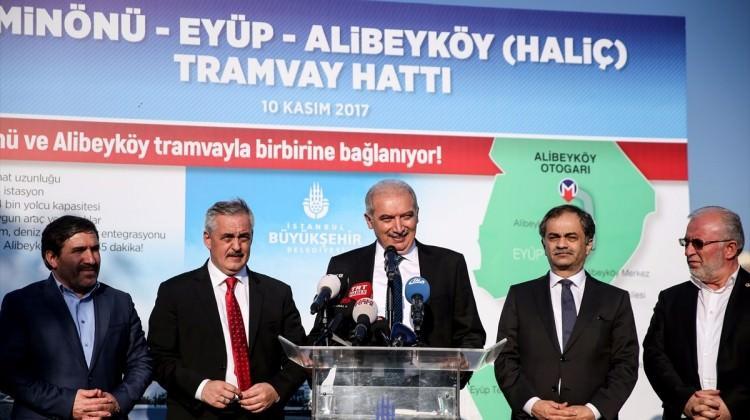 Başkan Uysal'dan tramvay hattı için müjdeli haber!