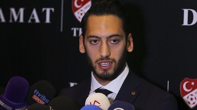 Hakan Çalhanoğlu'nun büyük üzüntüsü