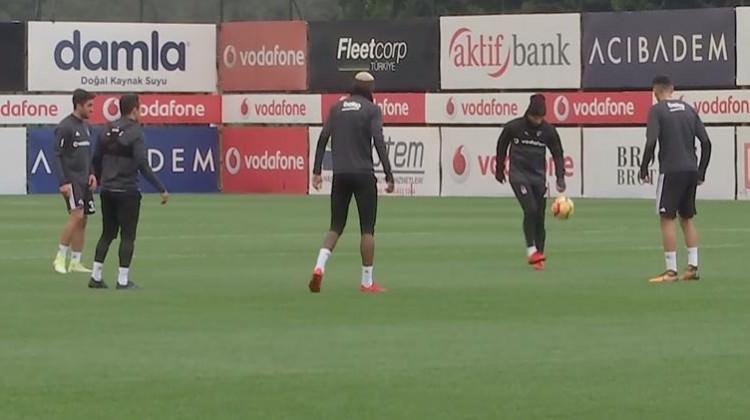 Beşiktaş'ta Akhisarspor mesaisi başladı