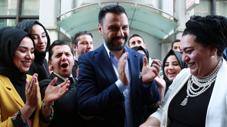 Toplanan bağışlar Halepli bebeklere ulaştırıldı 45