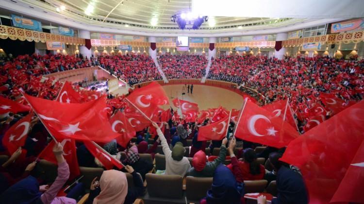 Konya'da 'tiyatrolu eğitim' zamanı