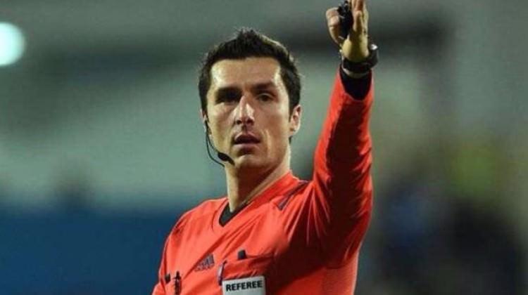 Türkiye maçlarının hakemleri belli oldu