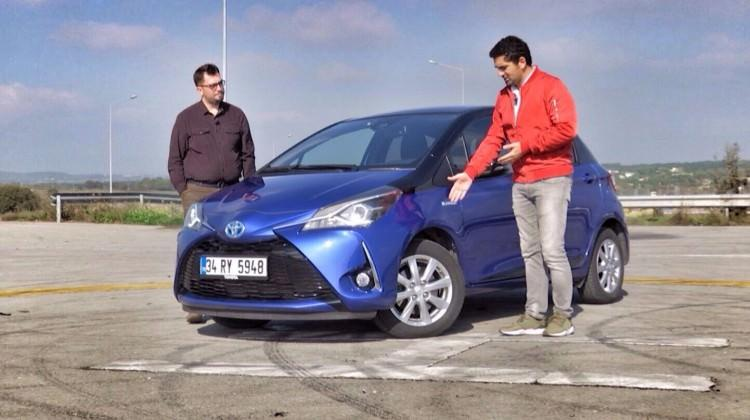 TEST: Toyota Yaris Hyrid 1.5 Otomatik