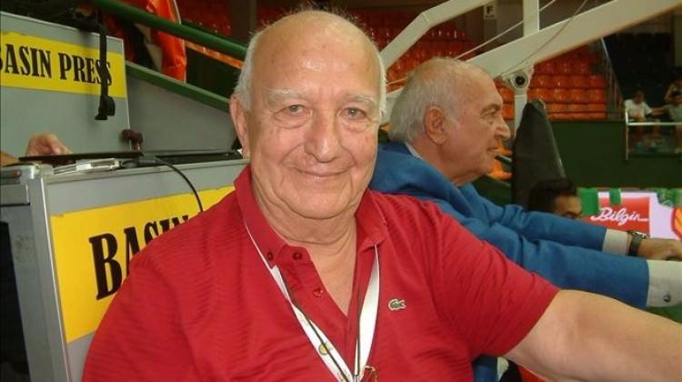 Türk sporunun duayen ismi hayatını kaybetti