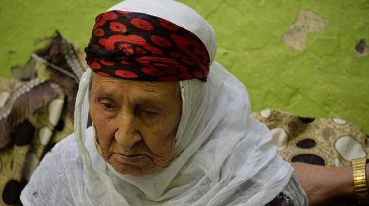 450 torunu olan Şahi Nine hayatını kaybetti