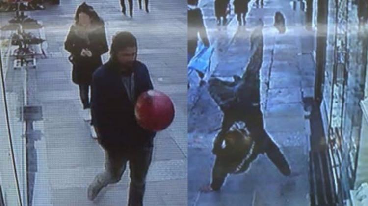 Balona röveşata çeken gencin abisi konuştu